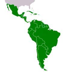 Thesis on Latin America